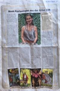 18-09-02 Südkurier_Zeitung Portrait Ruth Ragna Axen