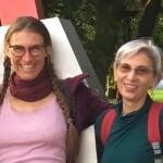 v. l.: Ragna Axen, Giovanna Frei